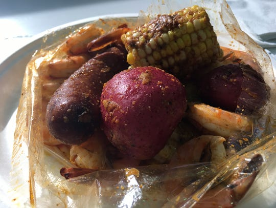 A New Orleans-style Shrimp Boil is this weekend at the Acacia Masonic Lodge in Stuart.