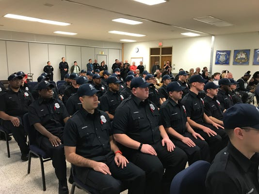 MPD recruits