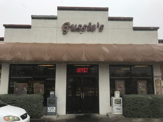 When it comes to tamales, Gussie's at 2200 N. Piedras