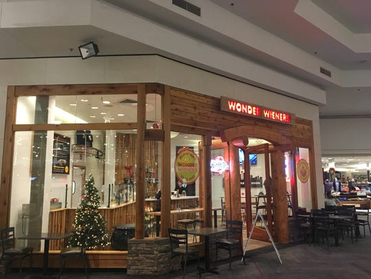 Wonder Wieners opened in Battlefield Mall in 2017.