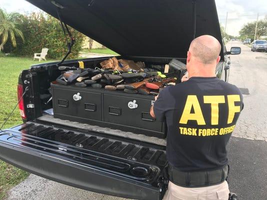 ATFE raids Stuart home
