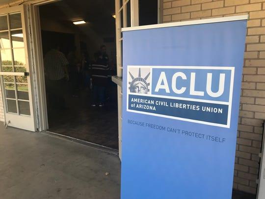 American Civil Liberties Union of Arizona and Los Abogados