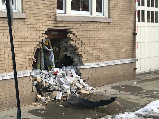 Rockaway crash