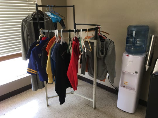 The Carlsbad Police Department started this year's annual coat drive with a limited supply. In the last week, the department received several coats, blankets and sleeping bags from residents.