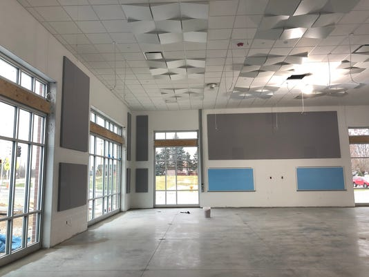Mukwonago High School Construction