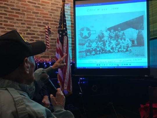 Boonton resident and WWII veteran Stephen Bolcar, 100,