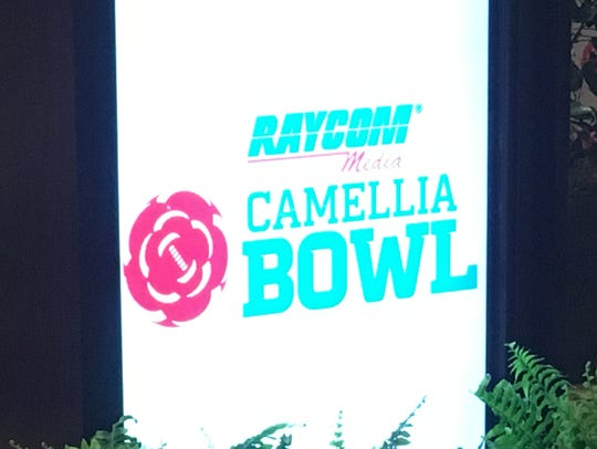 Camellia Bowl week kicked off with a press conference