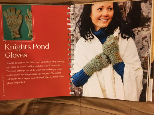 The Knights Pond Gloves can have cuffs as long as you