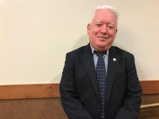 Wanaque Administrator Thomas Carroll