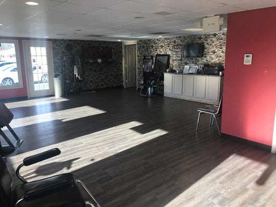 Carla Howse opened Nu Fades, a barber shop and salon, at 605 N. Main St. in Ashland City.