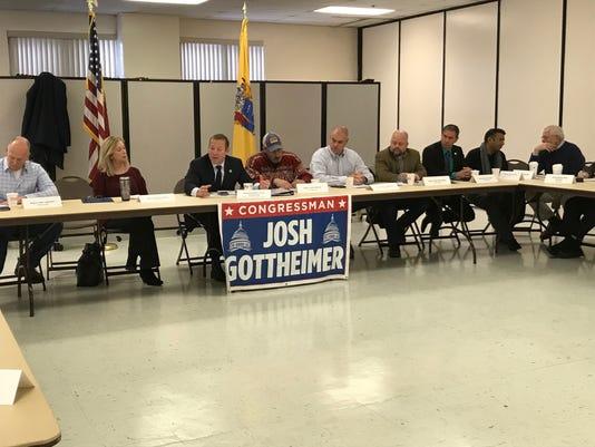 Gottheimer mayors' summit