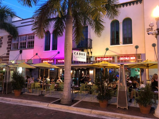 Cabos Cantina Fort Myers