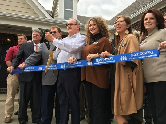 Homebuilder D.R. Horton recently unveiled an expansion to the Taylor Lakes neighborhood in east Montgomery, part of a resurgence in the local housing market.
