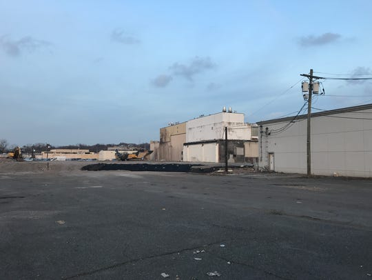The demolition permits were approved in July.