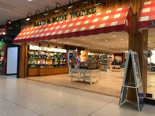 Bath & Body Works in the Rapids Mall