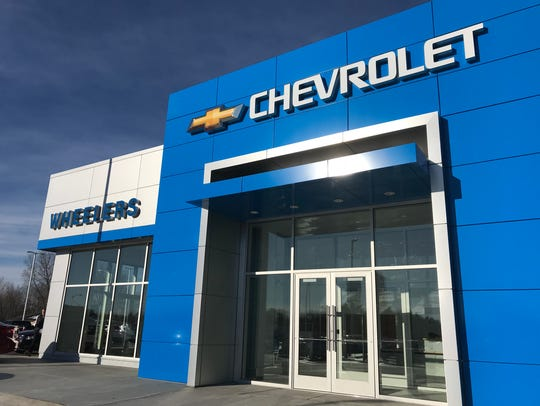 Wheelers Chevrolet in Wisconsin Rapids