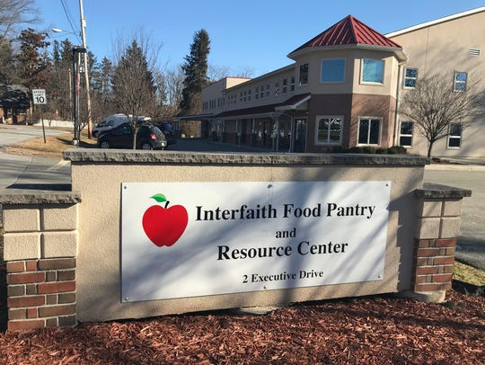 The Interfaith Food Pantry of Morris County, in Parsippany.