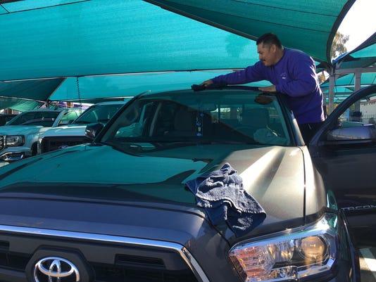 Los Olivos Hand Car Wash