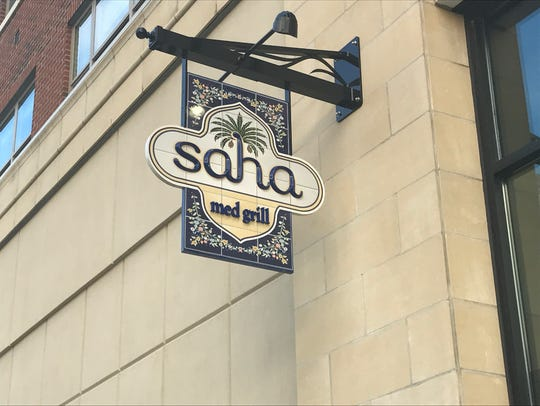 Saha exited College Town