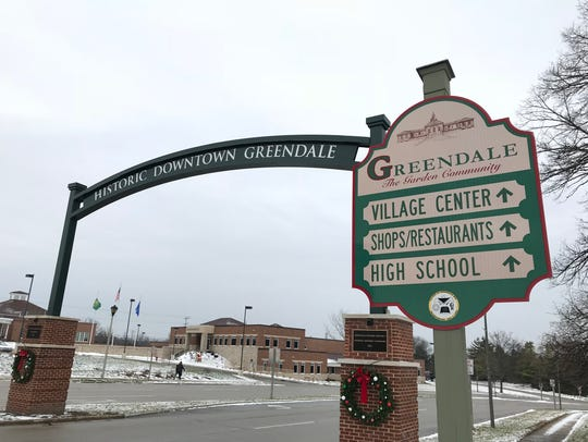 "The village of Greendale bills itself as ""The Garden"