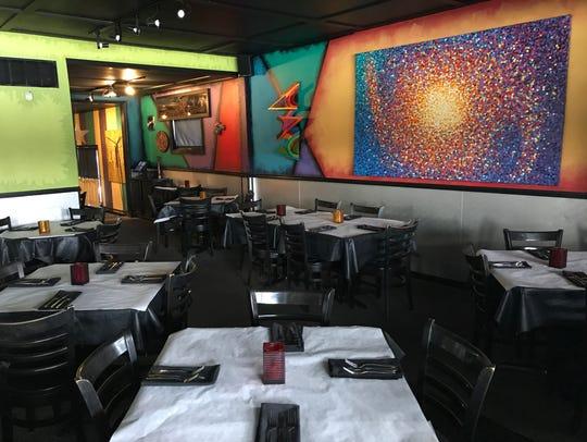 Co-owners Dennis Sobczak and Jessie Souza opened Fishbone's