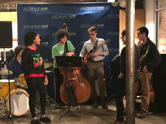 JAZZ HOUSE KIDS HOLIDAY PARTY