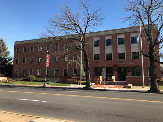 Ocean County Administration Building