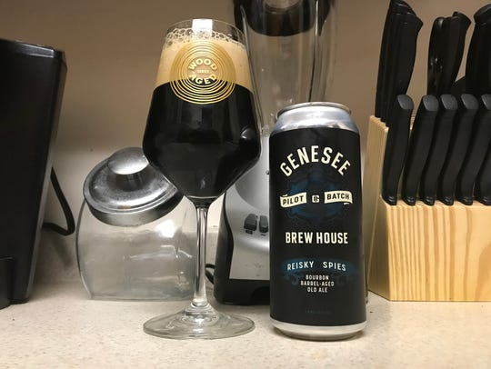 Genesee Brew House Pilot Batch: Reisky & Spies Bourbon