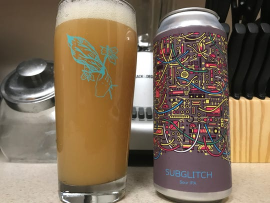 Hudson Valley Brewing Subglitch Sour IPA