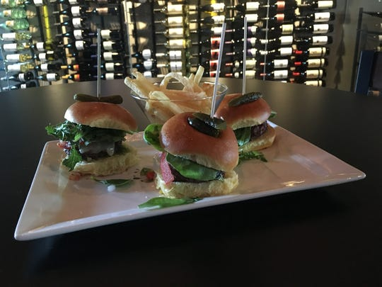 Since moving to Grafton the Maydaks have added to their menu with items like sliders.
