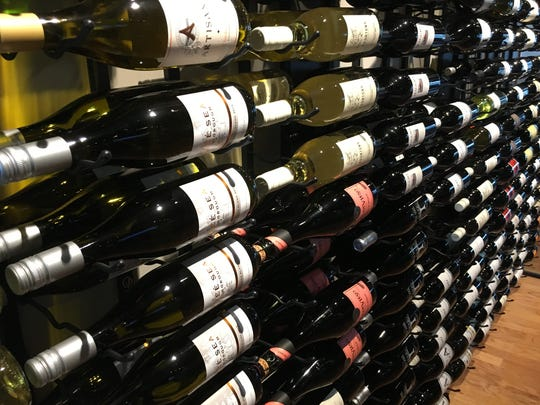 Sally Maydak prides herself on offering a wide selection of wine from around the world.