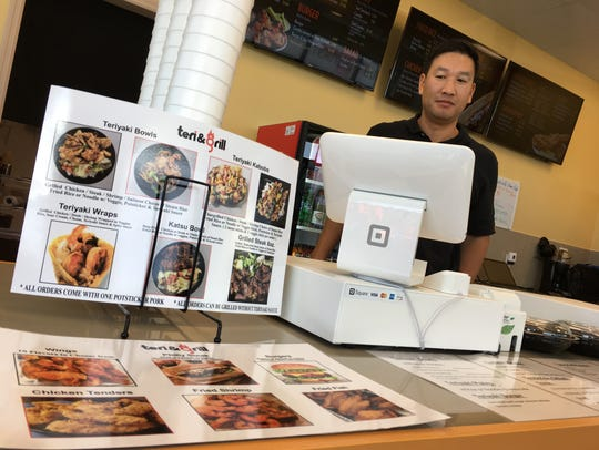 Co-owner Sam Hong opened the first Teri & Grill on East Boulevard last year.