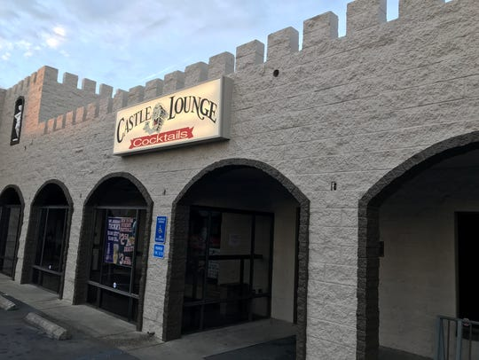 The Castle Lounge in east Redding.