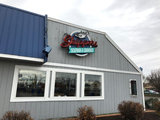 Skippers Seafood & Chowder closed its Salem location Dec. 24. The chain plans to reopen in Independence.