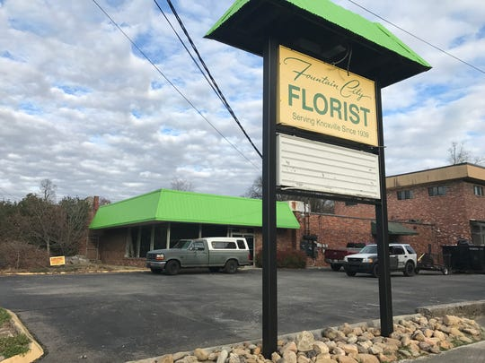 The former Fountain City Florist at 5410 N. Broadway