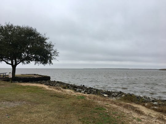 You can sail, fish or swim in the Vermilion Bay while at Cypremort Point State Park.