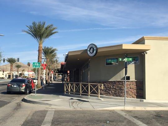 Desert's Finest marijuana dispensary in Desert Hot Springs.