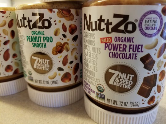 NuttZo butters are satisfying without any of the guilt.