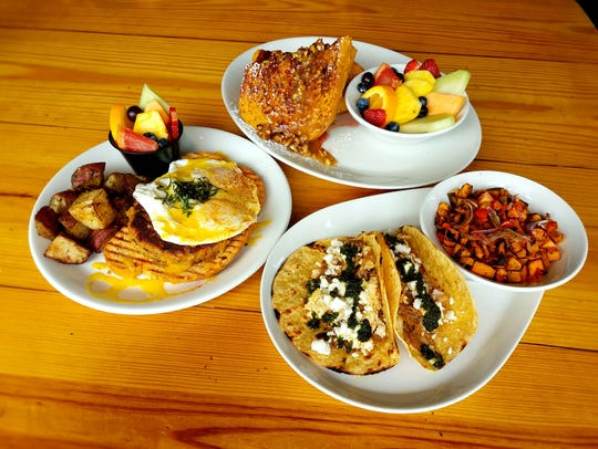 Saturday brunch at Hester's Cafe & Coffee Bar