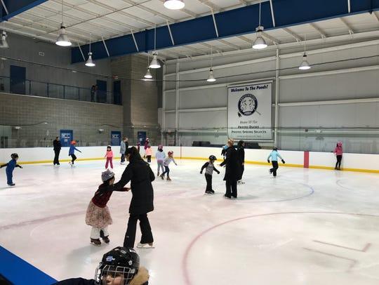 ProtecHockey Ponds Ice Center.