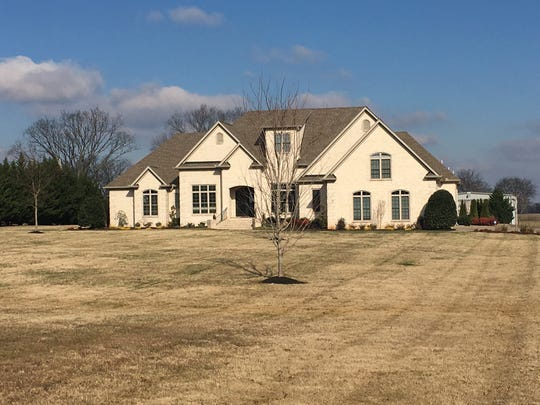 This home at 3944 Leanna Road in Murfreesboro sold for  $955,000.