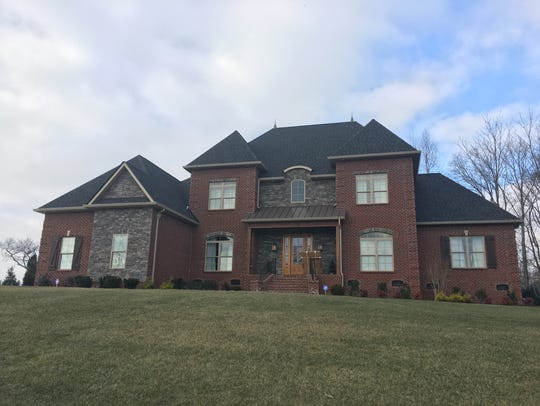 This home at 1802 Sanctuary Place in Murfreesboro sold