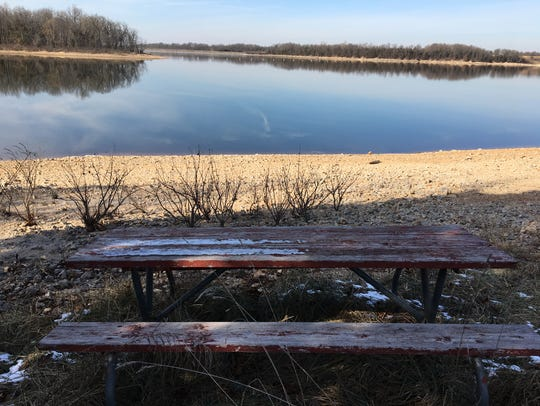 A beautiful area on Fellows Lake is open seasonally