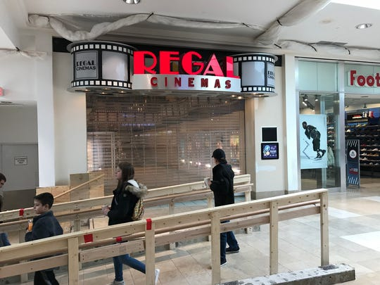 The West Town Mall 9 theater is closed for renovations