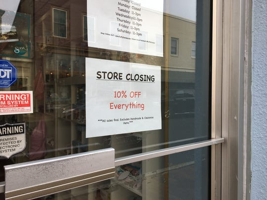 Fluffy Fannies in downtown Staunton will close in February