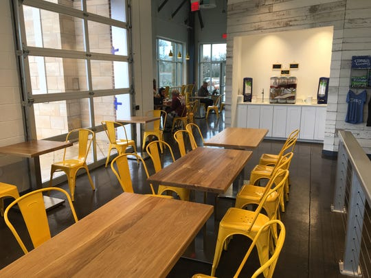 KitchenFresh is located in Murfreesboro's Fountains at Gateway, 1500 Medical Center Parkway. The new concept offers quick, healthy organic food.