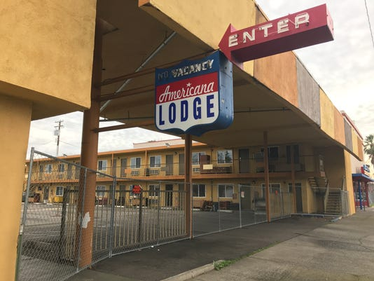 New owner for Americana Lodge