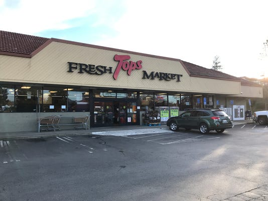 Holiday buys Tops Market