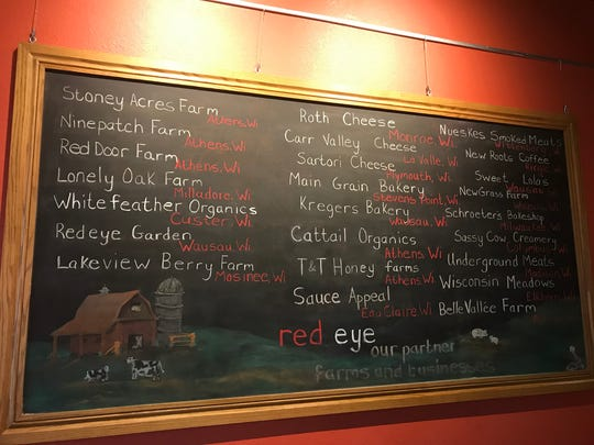 In case you were wondering where Red Eye Brewing sources its ingredients.