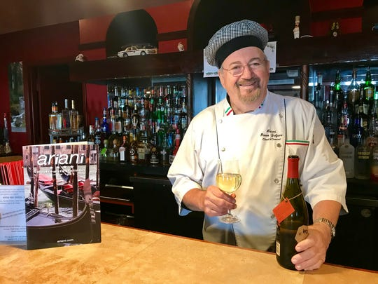 Dario Zuljani is the chef-owner of Ariani in Cape Coral.